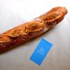 トラスパレンテ - 料理写真:バゲット