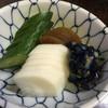 うなぎ今井 - 料理写真:漬け物小 400円