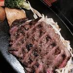 41165712 - 神戸牛ステーキ、モモ肉120g