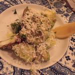 41169757 - アボカドとタコのピリ辛サラダ