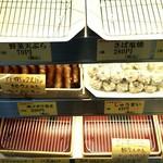 柳精肉店 - アド街にでたという貼紙