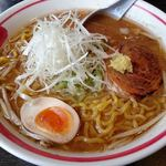 41170745 - 味噌(750円税込)+麺大盛り(110円税込)