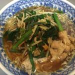 東軒 - 肉ニララーメン 750円