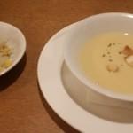 カフェレストラン ZEST - スープとサラダ