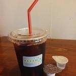 Hamachan55 - アイスコーヒー¥100