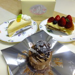 こいまり - ケーキ達