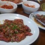 焼肉 大山 - ロース、美味しい