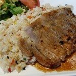 Petit HANON  - 美味しいお肉でした。