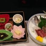 伊東小涌園 - 料理写真:前菜とお造り