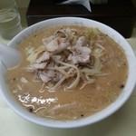 稲よし - 料理写真:みそ肉ラーメン