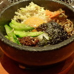 松庵 - 石焼ビビンバ