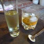 ビストロ・オヂ - シェリーと梅酒