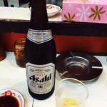 餃子の又兵衛 - 瓶ビール