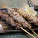 八剣伝 - 砂ずり:せせり(塩)