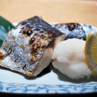 伊豆の旬 やんも - 料理写真:さごち塩焼き