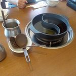 和食さと - 【2015年7月】さとしゃぶプレミアムコースをランチで。詳細はブログ「ミシュランごっこ。」をご覧下さい。
