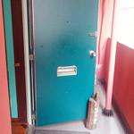 夏目亭 - 入口ドア