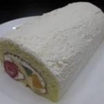 プランタン ブラン - ロールケーキ 定価 1890円