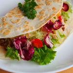 ビストロ菜フェスタ - サラダのピアディーナ