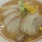 ra-membandai - 味噌チャーシューメン(958円)