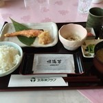 太平洋クラブ&アソシエイツ益子コースレストラン - 和定食・2015/08