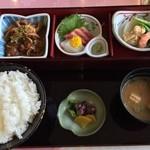 太平洋クラブ&アソシエイツ益子コースレストラン - 益子御膳・2015/08