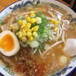 高松 - 濃厚味噌ラーメン 800円