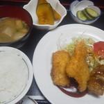 Shizu - 日替り定食650円(税込)