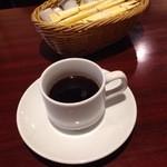 41189505 - 食後ホットコーヒーはデミ
