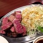 41189508 - 熟成肉ステーキアップ