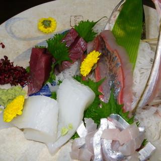更科食堂 - 料理写真:もちもち鰹がメチャ美味!!