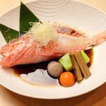 四季の食 さいとう - 旬魚の煮付