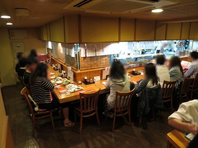 内観写真 : 田吾作 - 水戸/魚介料理・海鮮料理 [食べログ]