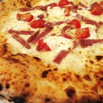 ナポリピッツァ Pizzeria la Rossa - パンナ