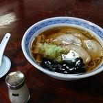 直利庵 - 料理写真:チャーシュー麺