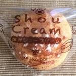 roll kaigan - 海岸シュークリーム(100円)税別