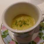 モナリザ - 2015年8月 メロンのスープ仕立て