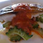 ルッリョ ドディチ - 魚のメイン