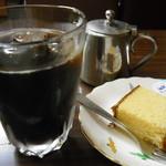ゆにおん - アイスコーヒー