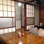 おが和 - 2階座敷