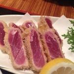 bodai - 鮪中とろカツ定食(1,500円)