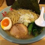 41201049 - 濃厚チャーシュー麺  ¥1050
