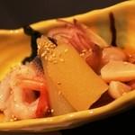 鮨 甚平 - 2015年8月 酢の物は相変わらず美味し