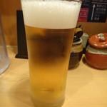 ikki - 生ビール