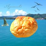 パン工房 クランベリー - 栗かぼちゃのバンズ