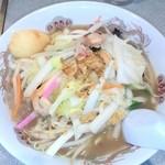 中華麺処 らん蘭 - 一日分の野菜太平燕