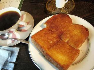 うてな喫茶店 - トースト 200円