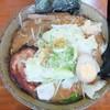 こだわりらーめんくらや - 料理写真:蔵出し北海道味噌大盛+野菜ニンニク