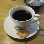 えきかふぇ - ブレンドコーヒー350円