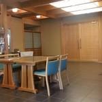 ゆるりcafe - すっごく広くて、開放感もありますね